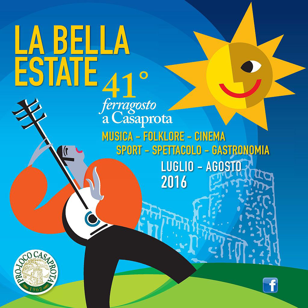 La Bella Estate Casaprota 2016