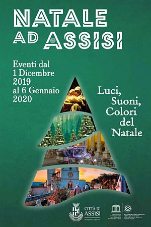 Natale ad Assisi 2019